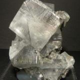 Fluorite. Emilio Mine. Loroñe. Asturias. Spain. 5 cm. (Author: nimfiara)