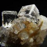 Fluorite. I love this piece. Emilio Mine. Loroñe. Asturias. Spain. 4 cm (Author: nimfiara)