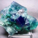 Fluorite from Rogerley Mine, England size:4.5cm X 4.7cm X 3.9cm (Author: pro_duo)