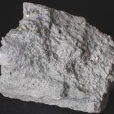 Pirita con matriz - Pedrera Xauxa, Gualba de Dalt, Montseny, Vallès Oriental, Barcelona, Catalunya, España Medidas: 7,5x6,5x3 cms (Autor: Joan Martinez Bruguera)