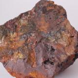 Hematites y Goethita - Mines de Can Palomeres, Malgrat de Mar, El Maresme, Barcelona, Catalunya, España Medidas: 5,5x5x3,5 cms (Autor: Joan Martinez Bruguera)