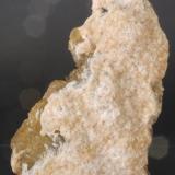 Fluorita y Baritina - Mina Moscona, Solis, Asturias, España  Medidas. 12,5x9x4 cms (Autor: Joan Martinez Bruguera)