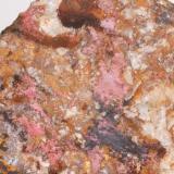 Eritrina (detalle de la pieza anterior) - Mina Linda Mariquita, El Molar, El Priorat, Tarragona, Catalunya, España Medidas: 10x6,5x3,5 cms (Autor: Joan Martinez Bruguera)