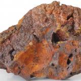 Goethita irisada - Mines Can Palomeres, Malgrat de Mar, El Maresme, Barcelona, Catalunya, España Medidas: 10x6x4 cms (Autor: Joan Martinez Bruguera)
