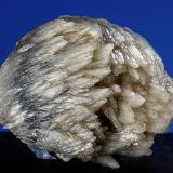 Calcite Minerva #1 Mine Specimen size 6 x 4.5 cm. (Author: am mizunaka)