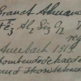 Bergakademie Freiberg label. (Author: Andreas Gerstenberg)
