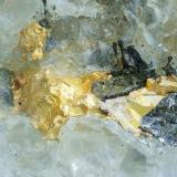 Oro, Nalunaq, Groenlandia, 2mm (Autor: soldevilla)