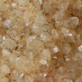 Calcita (detalle) Mines de Sant Marçal - Viladrau - Montseny - Osona - Girona - Catalunya - España Medidas: 5,5 x 4,5 x 3 cms (Autor: Joan Martinez Bruguera)