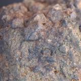 Magnetita & Andradita  (otro detalle) Mina del Socau - Vallcàrquera - El Figaró - Vallès Oriental - Barcelona - Catalunya - España Medidas: 6 x 6 x 4 cms (Autor: Joan Martinez Bruguera)