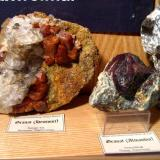 Garnets from Afghan Kunar Valley and Austrian Oetz Valley. (Author: Tobi)