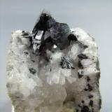 Babingtonite Westfield, Massachusetts, USA 3.5cm x 5.0cm (Author: rweaver)