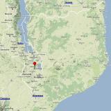 _¿Y dónde demonios está Mount Malosa? Pues por ahí, en la meseta de Zomba... (Autor: Carles Millan)