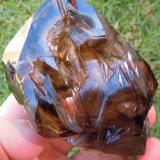 Brandberg smokey quartz crystal namibia-488g.jpg (Author: Anton Potgieter)