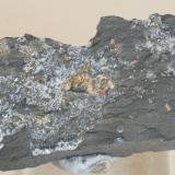 Pirita Cantera Azcarate Eugui Esteribar Navarra España Medidas: 55 x 25 x 0,50 mm (Autor: Joan Martinez Bruguera)