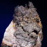 Plata<br />Corta Santa Matilde, Grupo minero Berja, Las Herrerías, Sierra Almagrera, Cuevas del Almanzora, Comarca Levante Almeriense, Almería, Andalucía, España<br />8,5x5 cm.<br /> (Autor: Juan Luis Castanedo)