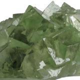 Fluorite Xianghuapu, Linwu, Chenzhou, Hunan, CHINA 15x10.5x7 cm (Author: JMiguelE)