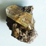 Anglesite Touissit, Oujda, Morocco Crystal 2,5 cm (Author: Enrique Llorens)