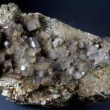 Ejemplar de 14x9 cm. con cristales de hasta 1,5 cm. (Autor: supertxango)
