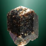 Dravita Mineral Claim 82, Yinnietharra Station, Perth, Austràlia. 7,0 x 4,8 x 5,2 cm. Abundantes a finales de los 70, parecen haber pasado a mejor vida. (Autor: Carles Curto)
