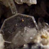 Barita - Mina Berta - Sant Cugat del Vallès. Arista del cristal: 2mm (Autor: jlbravo)