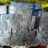 Galena Mina Sweetwater, Reynolds Co.,Missouri, USA 10x6 cm (Autor: nerofis2)