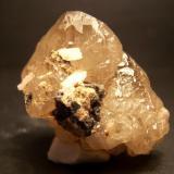 Cerusita Mibladen - Midelt - Marruecos 3,5 x 4 cm Otra vista del cristal. (Autor: panchito28)