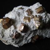 Pirita Fresneda, Cantabria, España Dimensiones: 9cm x 6cm  Encontrada en el año 2008 (Autor: PabloR)