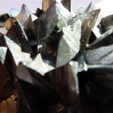 Tetrahedrita y Cuarzo Casapalca, Lima, Perú  Detalle de la pieza anterior (Autor: javier ruiz martin)