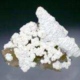 Benstonite Minerva #1 Mine, Cave-in-Rock, Hardin County, Illinois 9x7x3 cm overall size (Author: Jesse Fisher)