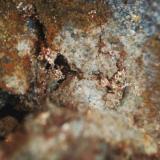 Plata nativa sobre galena Mina Pozo Argentino, El Horcajo, Almodóvar del Campo, Ciudad Real, Castilla-La Mancha, España 2 mm (Autor: Nieves)
