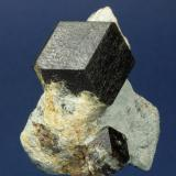 Almandine Granaten Mt., Gaisberg Valley, near Obergurgl, Otztal, North Tirol, Tirol, Austria 57 x 44 x 29 mm Largest crystal is 31 x 30 x 28 mm (Author: GneissWare)