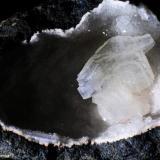 Yugawaralita.  Nasik. India.  6x4.5 cm. Agregado 2.3 cm (Autor: Juan Luis Castanedo)