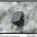Anatase Chiavenna, Lombardia, Italy fov 3.5 mm (Author: ploum)