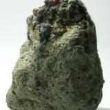 Granate Las Granatillas - Níjar - Almería - Andalucía - España 60 x 40 x 25 mm (Autor: Joan Martinez Bruguera)