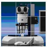 The microscope Carl Zeiss Discovery.V20 mentioned for Christian. (Author: Rewitzer Christian)