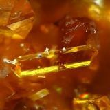 Amarantite, Saghand, Iran  1 mm (Author: Rewitzer Christian)
