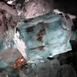 Willemite Tsumeb Mine, Tsumeb, Namibia fov 2 mm (Author: Rewitzer Christian)