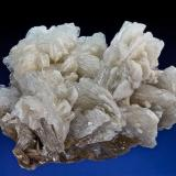 Barite Palos Verdes Peninsula, Los Angeles Co., California 8.9 x 6 cm (Author: am mizunaka)