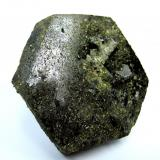 Epidote Raywoo mine, Quetta district, Balochistan (Baluchistan), Pakistan 67 mm x 62 mm x 26 mm (Author: Carles Millan)