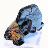 Hematite, rutile Novo Horizonte, Bahia, Brazil 74 mm x 50 mm  Side view (Author: Carles Millan)