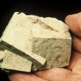Fluorite (opaque, brown underneath) for Jordi Genoa, Ohio, USA (Author: John Medici)
