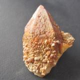 Quartz Moosup, Plainfield, Windham Co., Connecticut, USA 7x5 cm. (Author: vic rzonca)