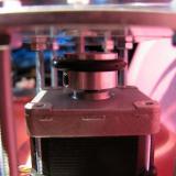 Detalle del motor (Autor: Oscar Fernandez)