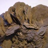 Pirrotina Maramures, Rumania 9x7.5x4 cm Una de las primeras adquisiciones en Expominer (Autor: prudenci gatell)