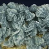 Barite Baia Sprie (Felsobanya) Mine, Ilba-Baiut Metallogenic District, Baia Sprie, Maramures County (Judet), Romania 100.0 x 92.0 x 51.0 mm closeup (Author: GneissWare)