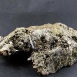 Vesubiana Sanxenxo - Pontevedra - Galicia - España 12 cm x 6 cm aprox. Cristal mayor 2 cm (Autor: Rodrigo Fresco)