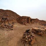 Casa de un minero en Taouz. G. Sobieszek photo. (Autor: Josele)