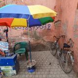 Establecimiento de fontanería en plena calle. G. Sobieszek photo. (Autor: Josele)
