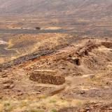 Casas de los mineros de Taouz. Fot. K. Dembicz. (Autor: Josele)
