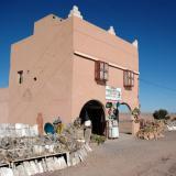 Una de las tiendas de minerales en Ouarzazate. Fot. J. Scovil. (Autor: Josele)